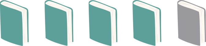 cuatro libros