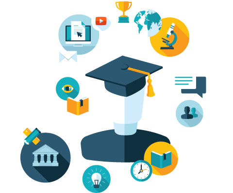 Resultado de imagen para educacion superior y globalizacion educar para que